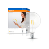 Osram Globe Filament Lamp E27 Smart Dimbaar Helder