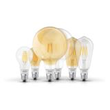Osram Globe Filament Lamp E27 Smart Dimbaar Goud
