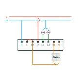 Aqara Dubbel Relay Switch / Relais Schakelaar_