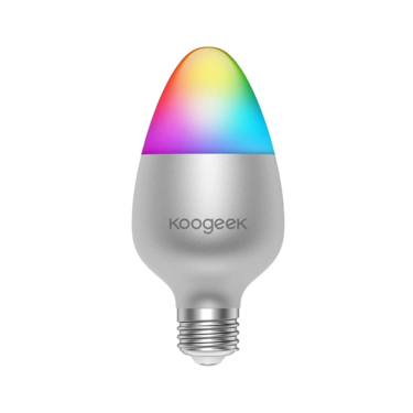 Koogeek Lamp E27 White & Color Smart Dimbaar