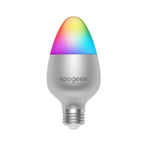 Koogeek Lamp E27 White & Color Smart Dimbaar