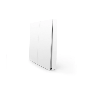 Xiaomi Aqara Dubbele Wandschakelaar
